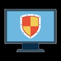 shield desktop background